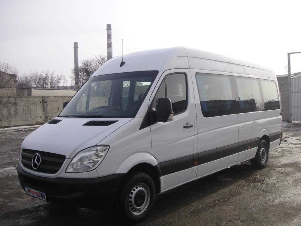 Купить Пассажирський микроавтобус, Mercedes-Benz Sprinter 313 пас. 2008г.