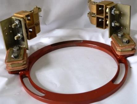 Запасные части к шахтым электродвигателям