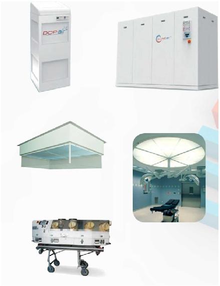 Системы для фильтрации и обеззараживания воздуха