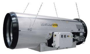 Buy Gun air heaters gas, heatgenerators, gas METAN.MUNTERS SIAL (natural gas) of AFL 90 of kW and AFL 125 of kW