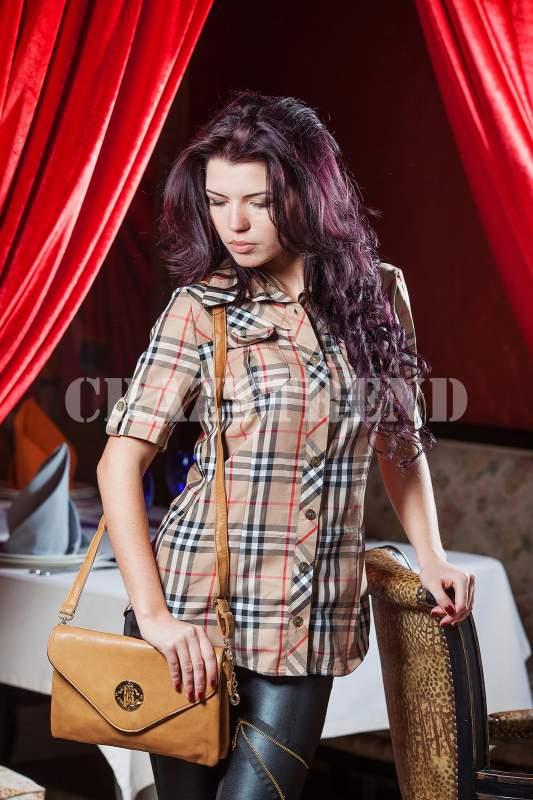 Блузы, футболки и топы из трикотаж