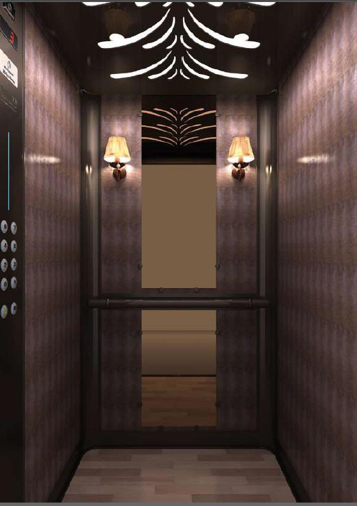Кабины лифтовые Athena basik