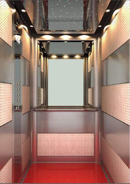 Кабины лифтовые Kleopatra