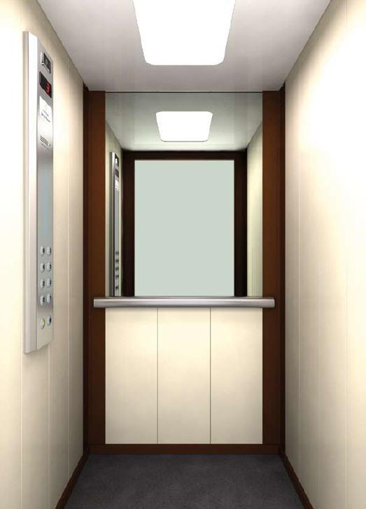 Кабины лифтовые Nausika