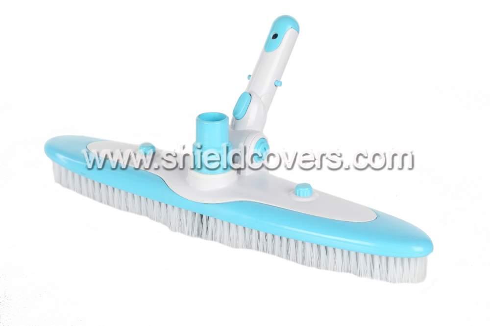 Brush for service 45 cm. Shield pool