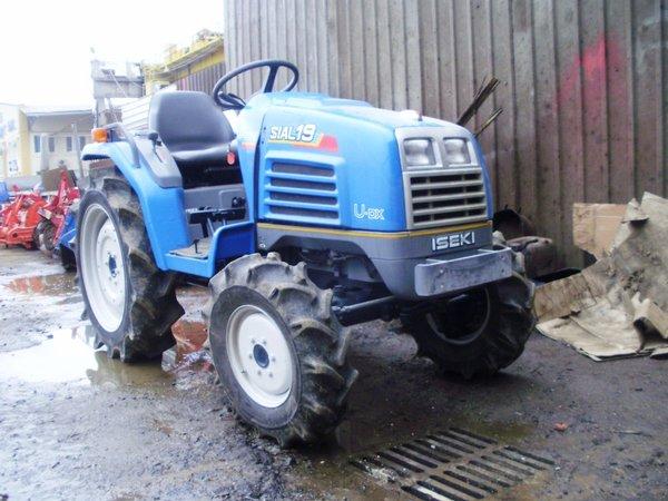 трактор мини украина япония: