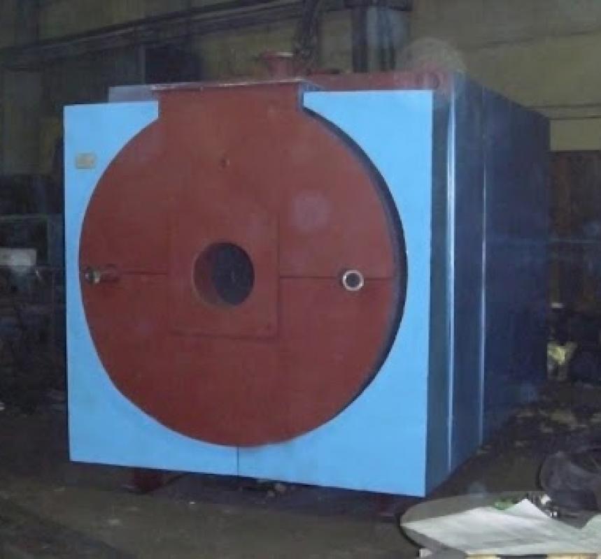 КСВа-0,63 МВт ВК-22 М3 - котел стальной водогрейный