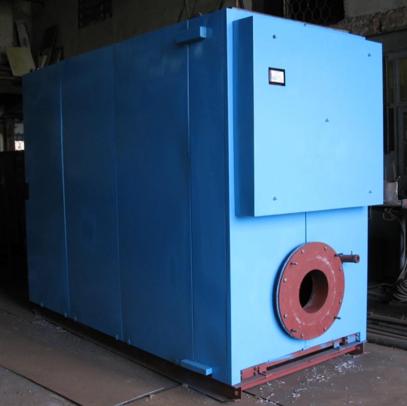 КСВа-3.15 МВт ВК-32 - котел стальной водогрейный