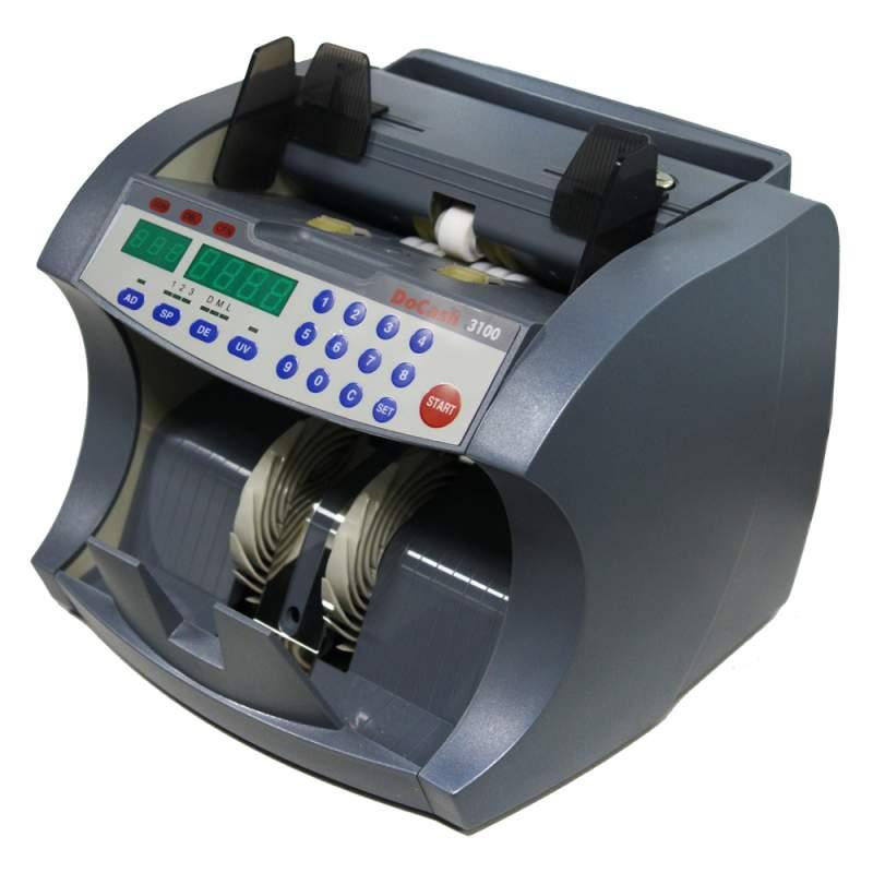 Купити Счетчик банкнот с детекцией DoCash 3100SD\\Uv