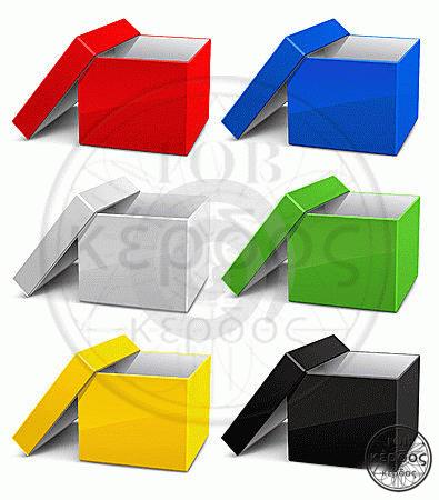 Цветной картон для коробок