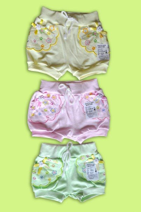Buy Shorts for the girl Artikul 961-15