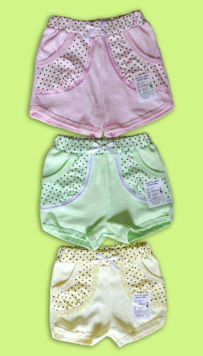 Купить Шортики для девочки Артикул 962-15