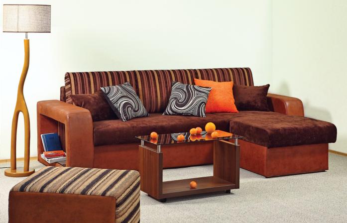 Купити М'які меблі на дерев'яному каркасі Віраж