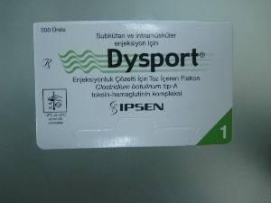 Купить Buy Dysport 500IU Ipsen at best price
