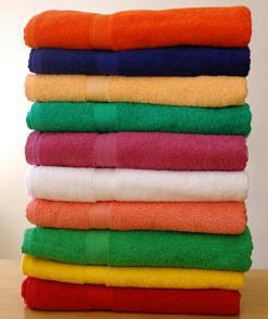 Полотенца махровые для гостинниц