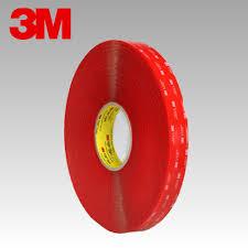 Купить Двусторонние акриловые ленты 3М VHB/VHB 4910