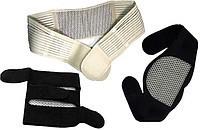 Турмалиновый комплект (накладка на шею, пояс, наколенники)