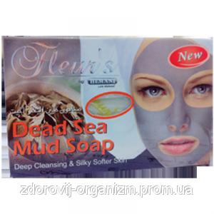 Очищающее мыло с грязью мертвого моря при жирной и проблемной коже