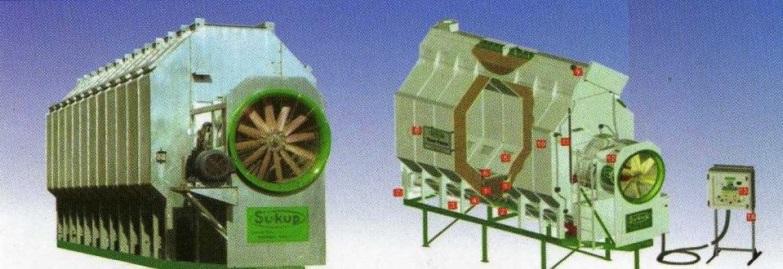 Купити Зерносушарки компанії SUKUP MFG. COMPANY з одним вентилятором