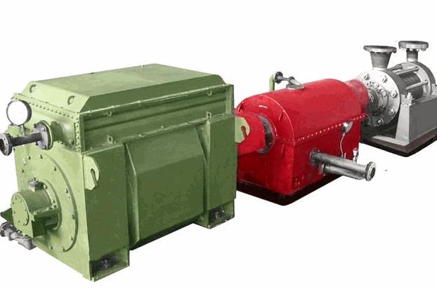 Купить Муфты гидродинамические серия МГ для регулирования частоты вращения электронасосных агрегатов с целью изменения напора и подачи в соответствии с характеристикой сети