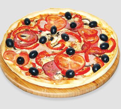 Пицца большая фирменная Нью-Йорк