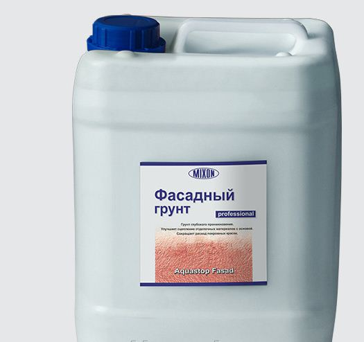 Buy Front soil moisture insulator Mixon Akvastop-F. 10 l
