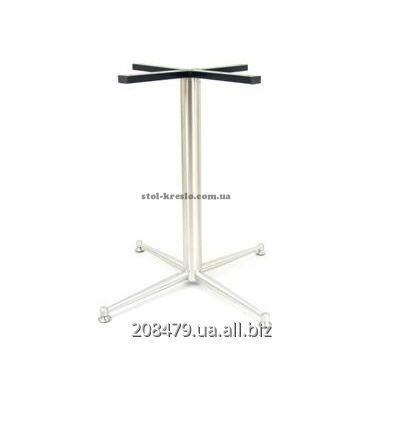 Купить Опора стола нержавеющая сталь Е-48 (крестовина)