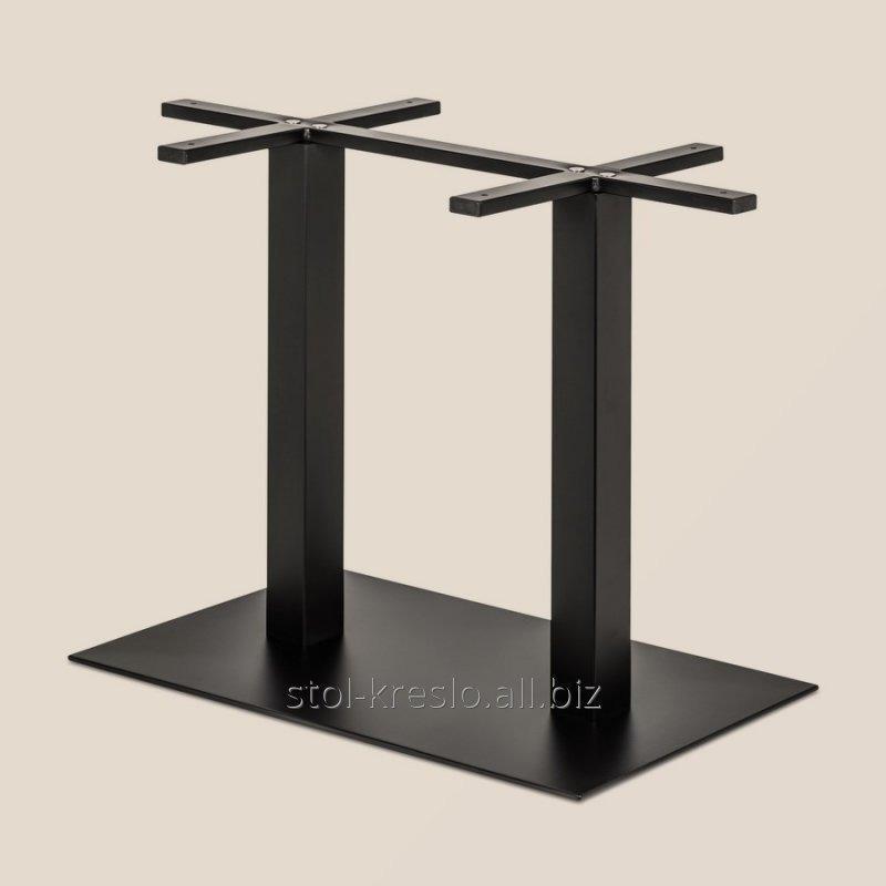Купить База стола дабл двойная из стали
