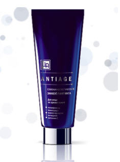 Buy Cream cosmetic for care of mature face skin, a neck and a zone of a decollete