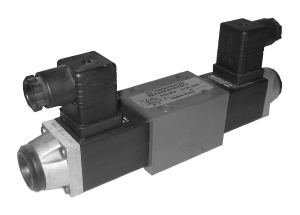 Гидрораспределитель с электромагнитным управлением РЕ 6.3*