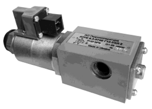 Гидрораспределитель с электромагнитным управлением ТРЕ 6.3*