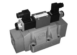 Гидрораспределитель с электрогидравлическим управлением РЕХ 20.3*
