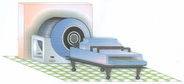 Zamorazhivatel tunnel horizontal type