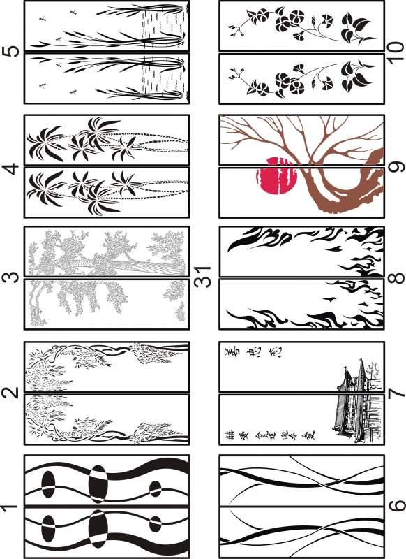 варианты рисунков: