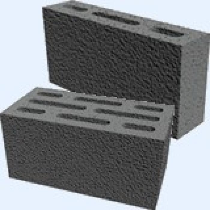 Buy Slag stone construction perestenochny black