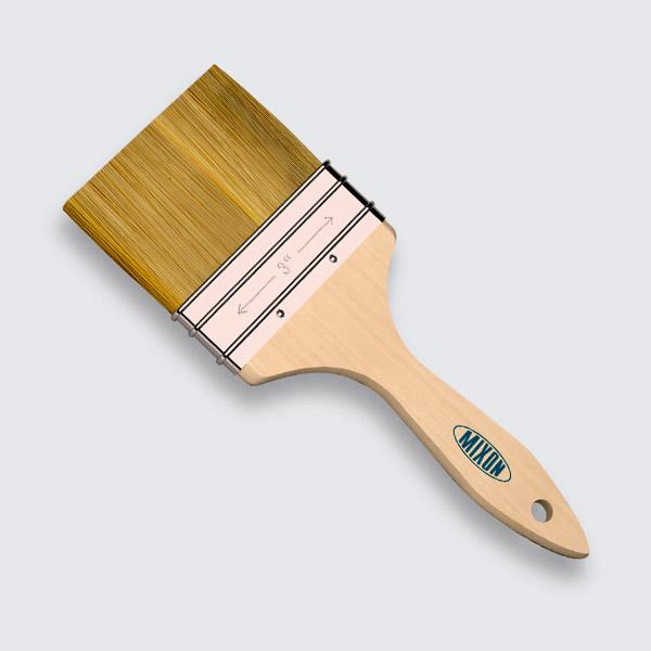 Купить Кисть флейцевая Mixon Стандарт. Ширина, дюйм: 1; 1,5; 2; 2,5; 3; 4.