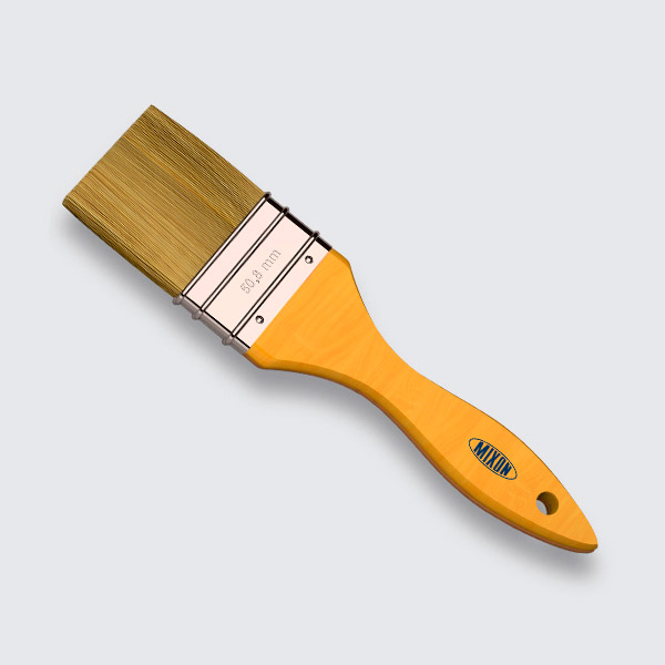 Купить Кисть флейцевая Mixon Топ. Ширина, дюйм: 1; 1,5; 2; 2,5; 3; 4.