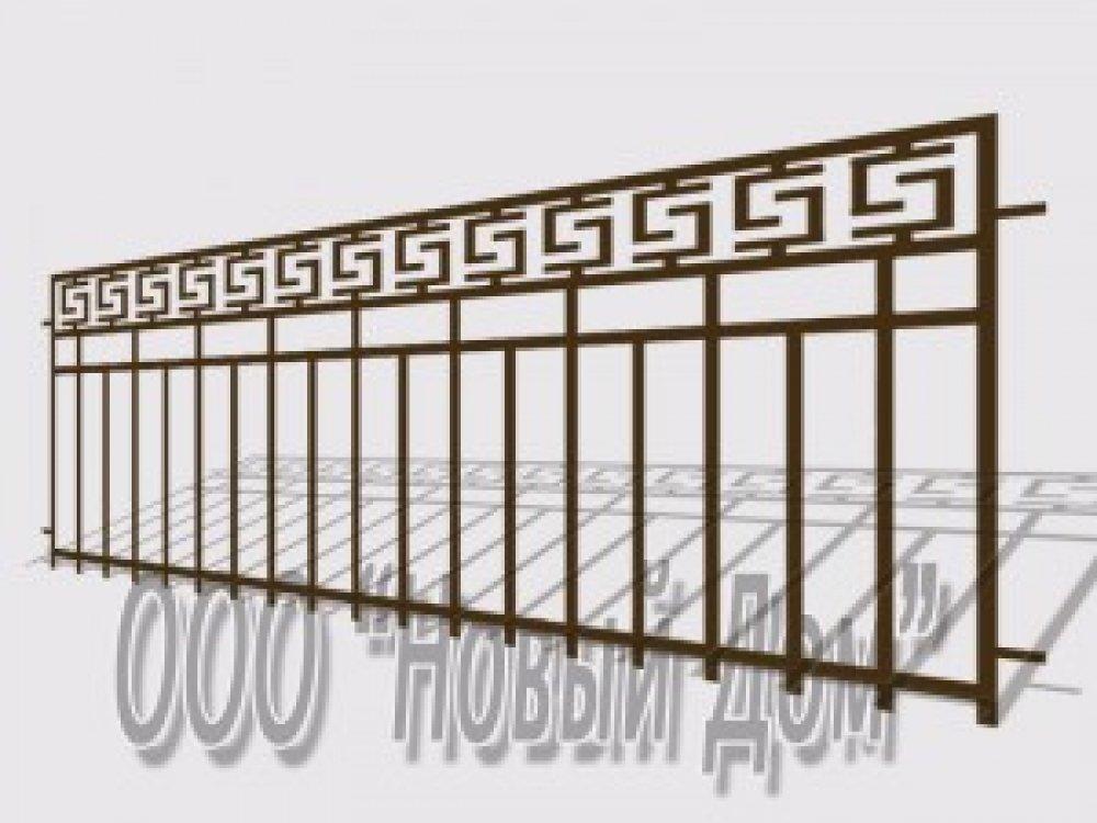 Купить Оградки металлические и ограды сварные
