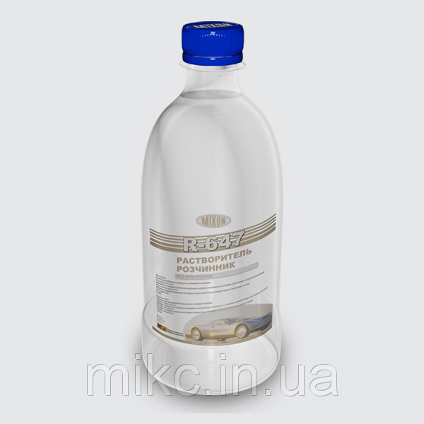 Buy Mixon R-647 solvent. 0,75 kg