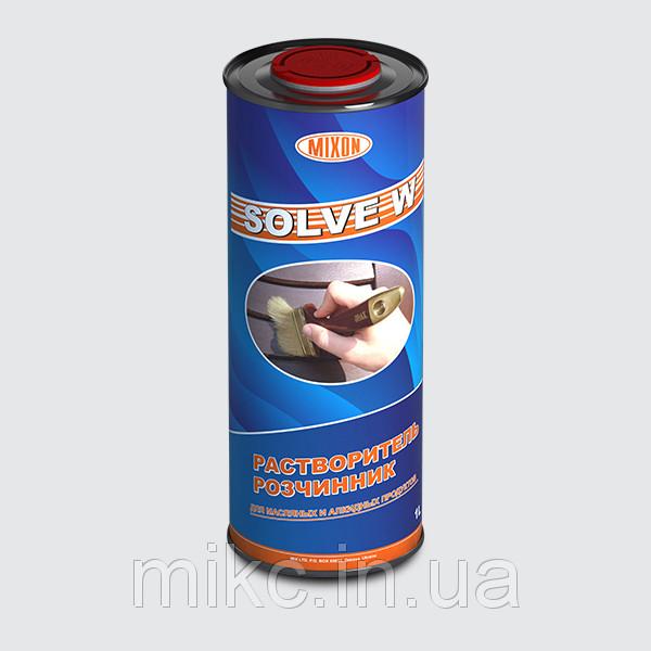 Купить Растворитель Сольвент MIXON SOLVE W. 1 л
