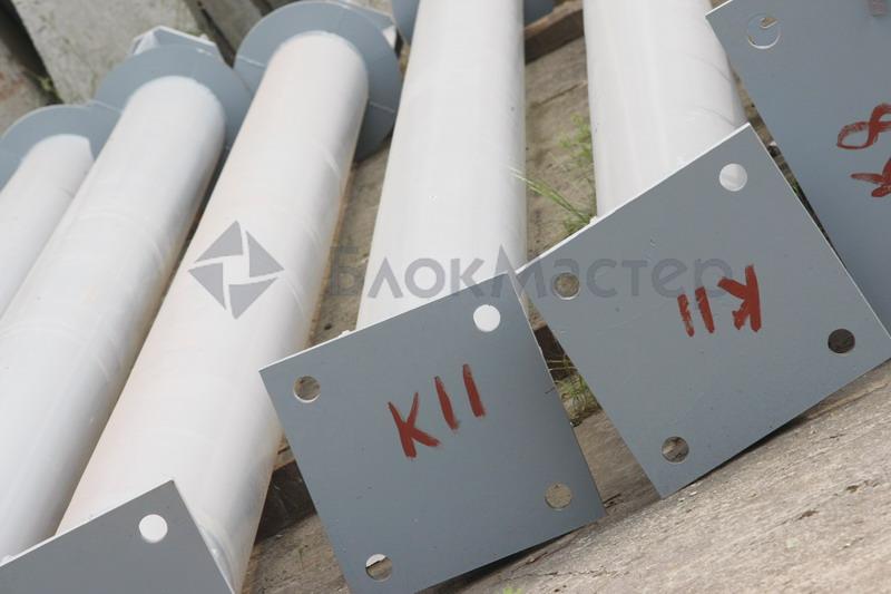 Buy Metal constructions (columns, trusses, floor beams)