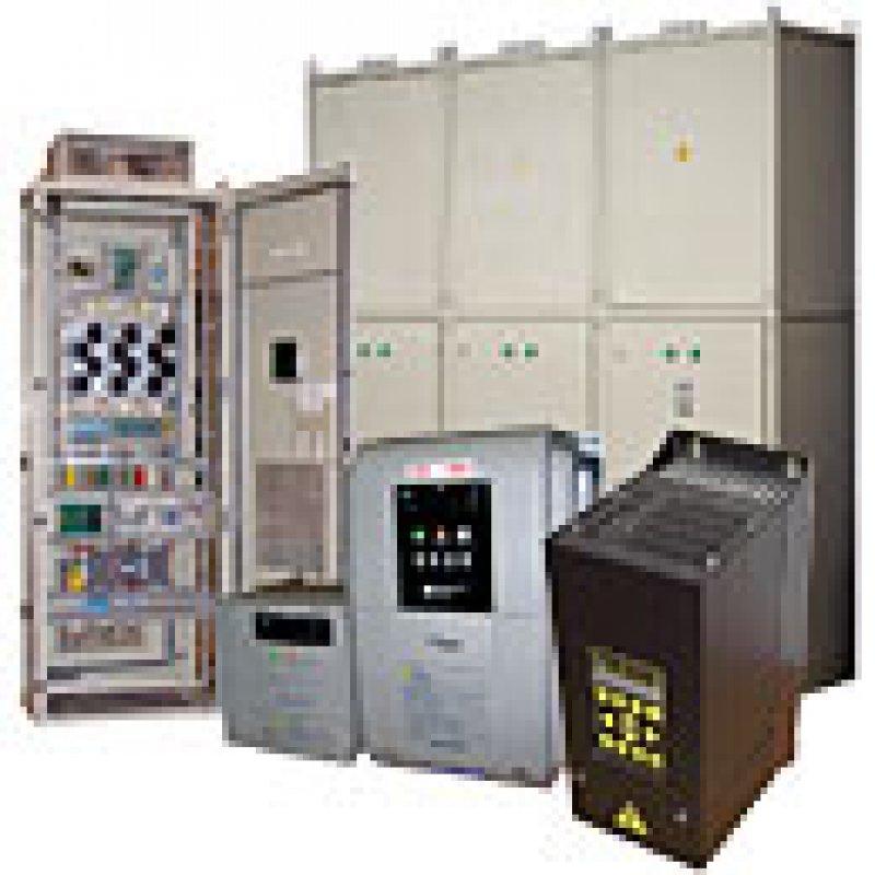 Системы управления и преобразователи частоты электродвигателей
