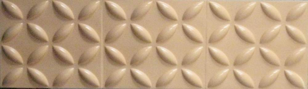 Купить 3D плита «Цветок». Размер плитки 33*33 см. Упаковка 10шт/1,09 кв.м. Под покраску