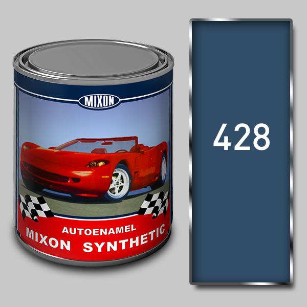 Купить Алкидная автомобильная краска Mixon Synthetic, Медео 428, 1 л