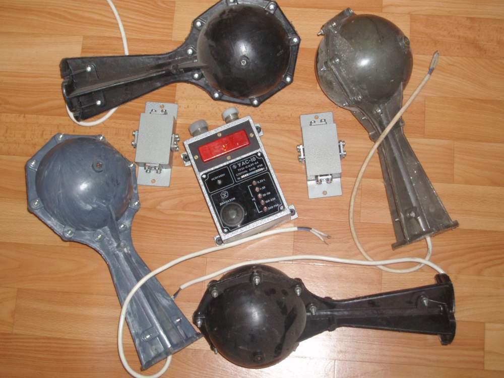 Устройство автоматической сигнализации УАС-10