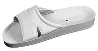 Купить Обувь медицинская на липучке белая, Код: PU-02-01-20-01 KS