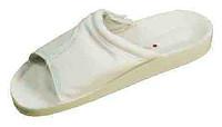Купить Обувь мужская кожанная, на липучке, молочная, Код: PU-02-11-21-11 KS