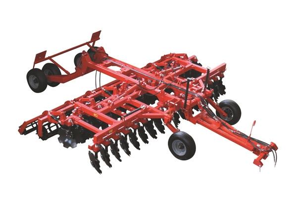 Агрегат почвообрабатывающий АГН 6,3, Агрегат почвообрабатывающий полунавесной АГН - 6,3 предназначен для основной и предпосевной обработке почвы под зерновые и технические культуры