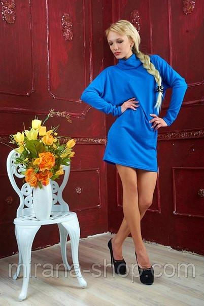 Плаття мішок з високим коміром Електрик Плаття для коктейлю купити в ... 04f08377cc1b5