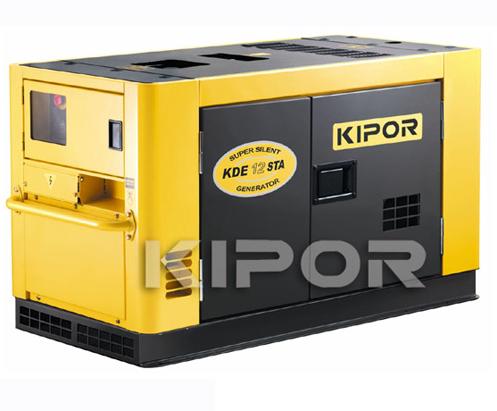 Генератор дизельный , электростанция KDA12STAO3